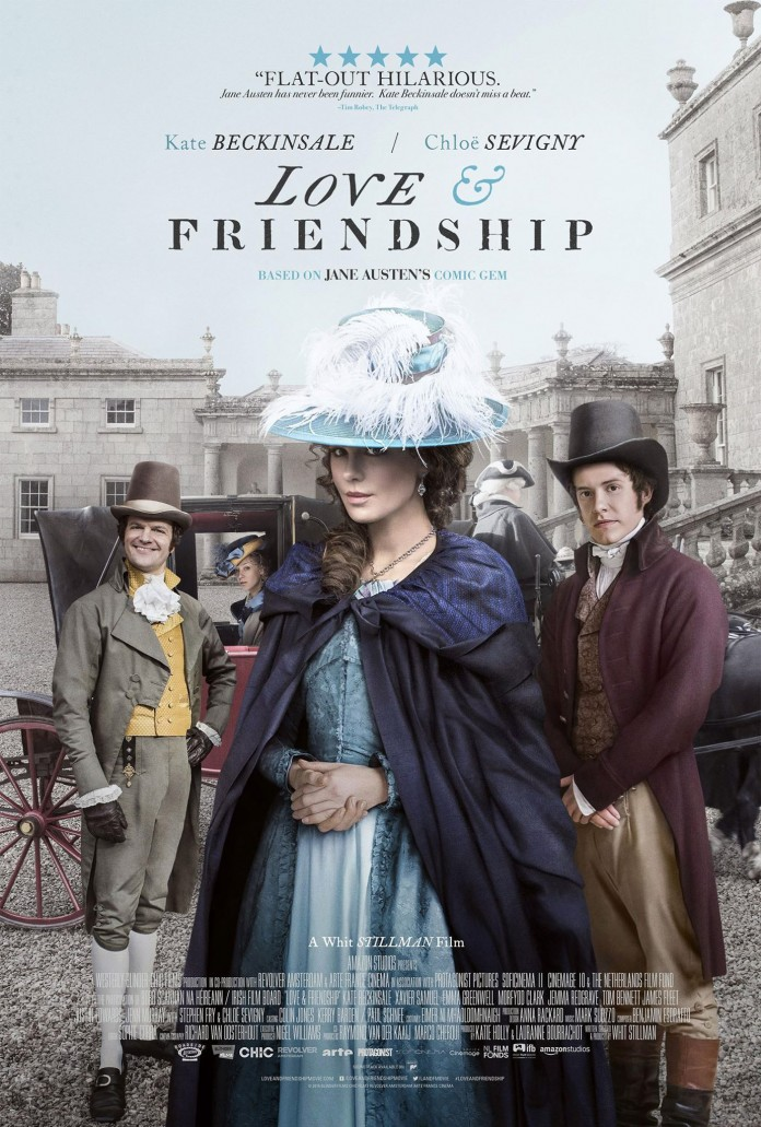 'Love and Friendship' turns Jane Austen into a hilarious romp