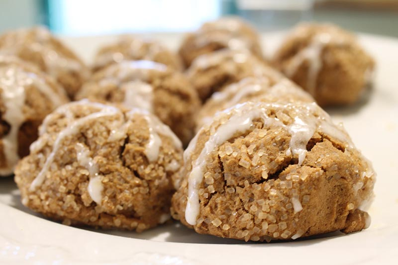 From lemon drop cookies to breakfast burritos, the Scottish Bakehouse delights