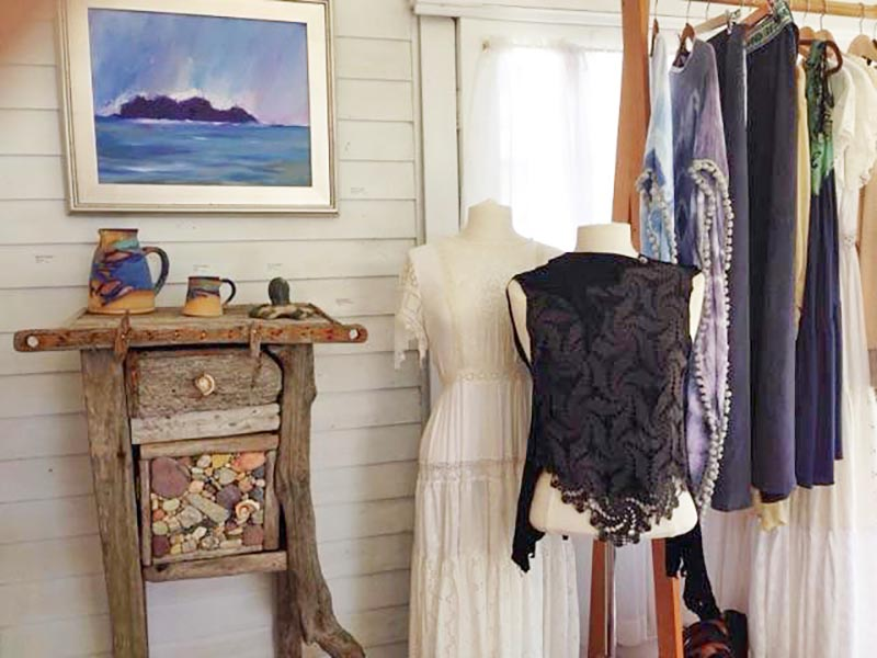 Whimsical or tranquil, Oak Bluffs' new Art Gallery has whatever you fancy