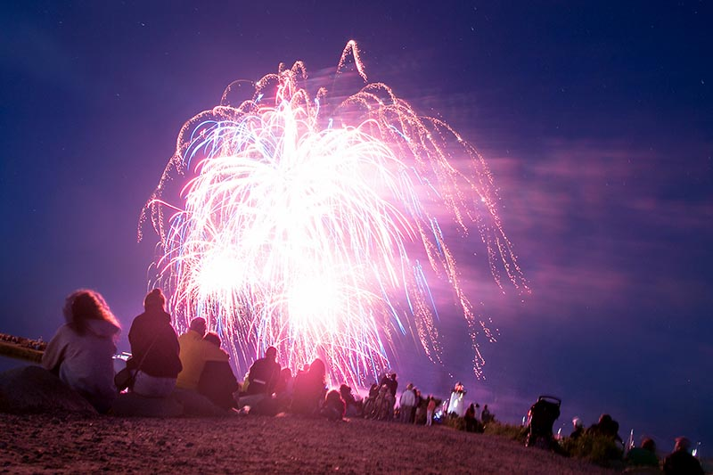Fourth of July celebrations on Martha's Vineyard