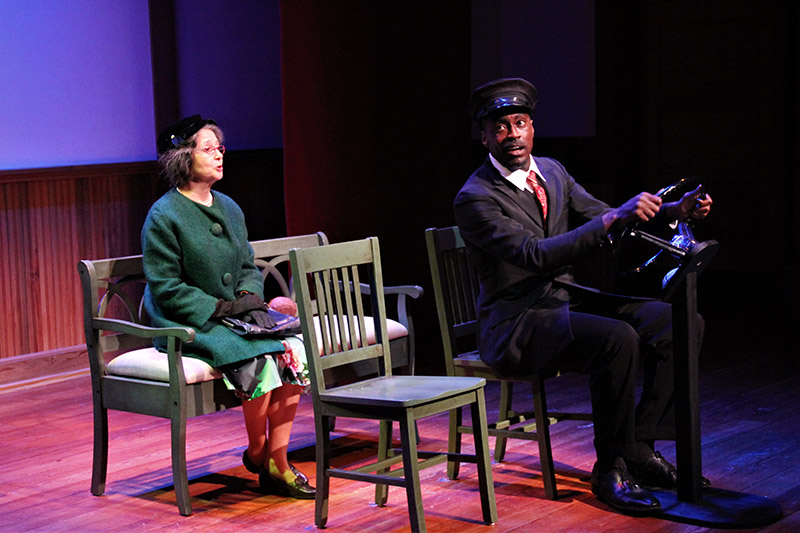 'Driving Miss Daisy' opens at the M.V. Playhouse
