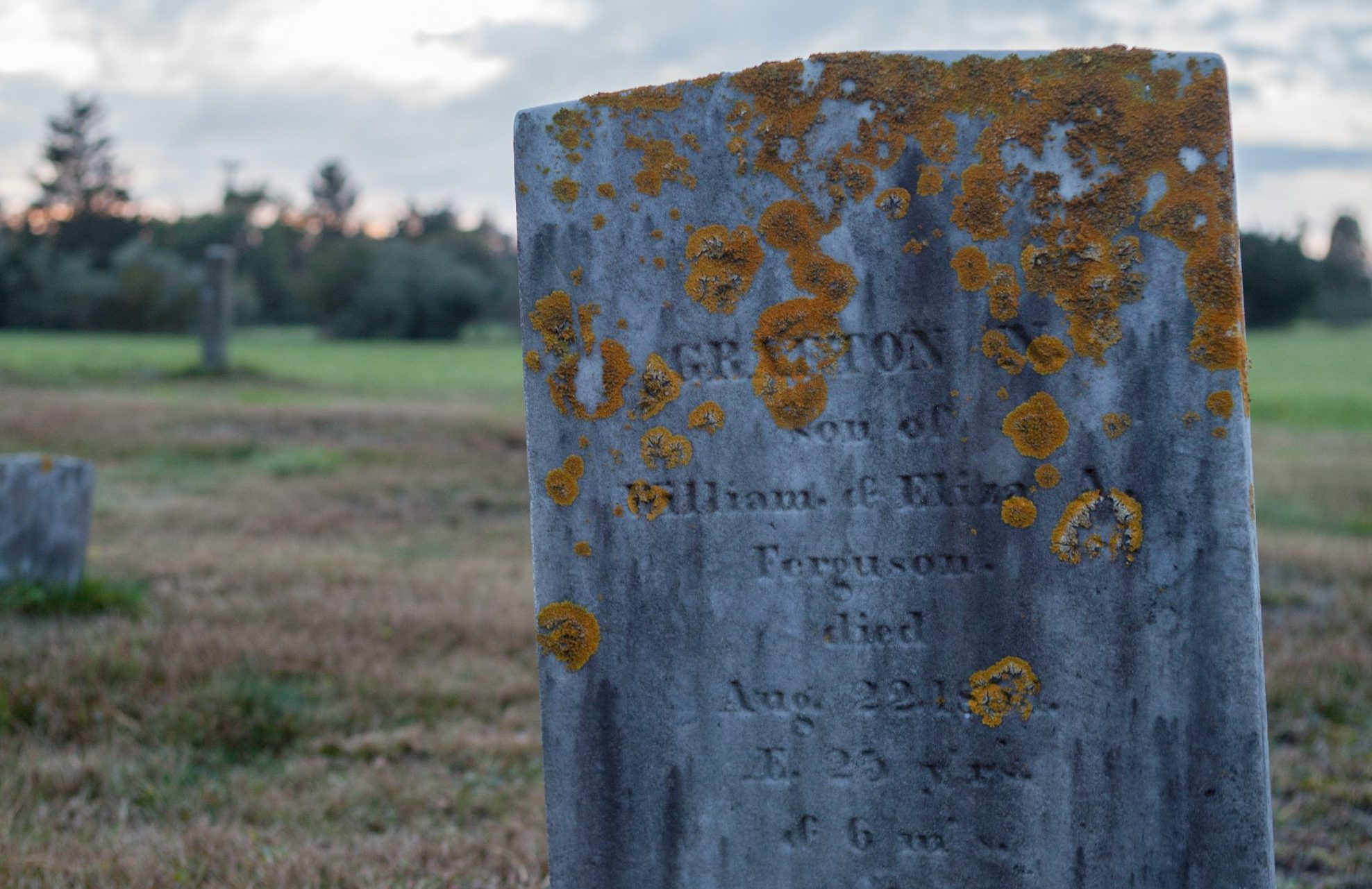 Hello, from the other side: Historical Island hauntings