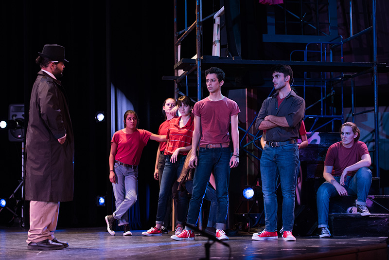 """West Side Story"" at MVRHS"