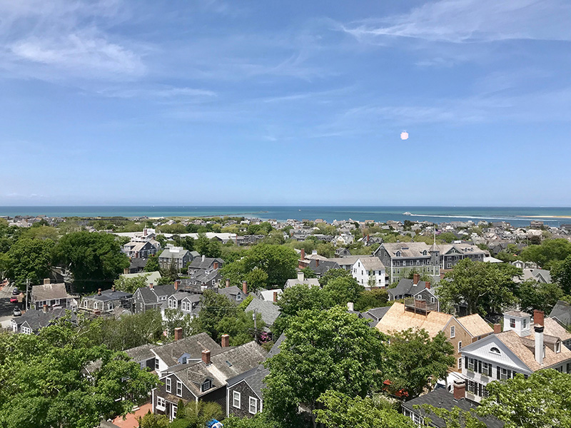 Vacation or staycation? Twenty four hours on Nantucket