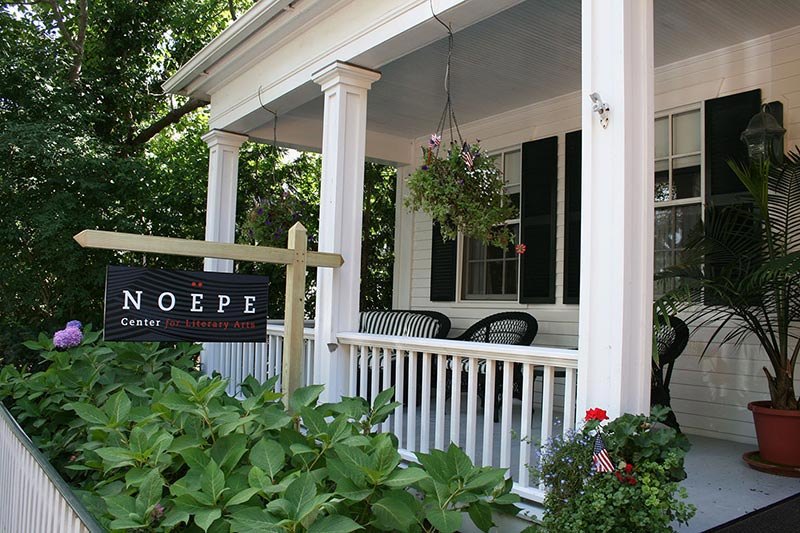Noepe Center for Literary Arts reopens at Featherstone