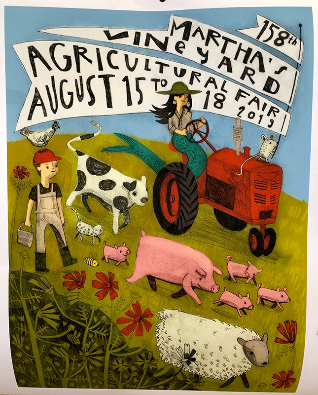 Schedule: 158th Annual MV Agricultural Society Fair