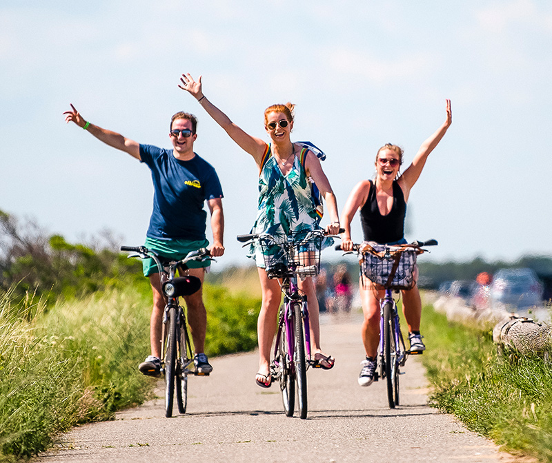 Cycling on Martha's Vineyard: Do's, don'ts, and must-sees